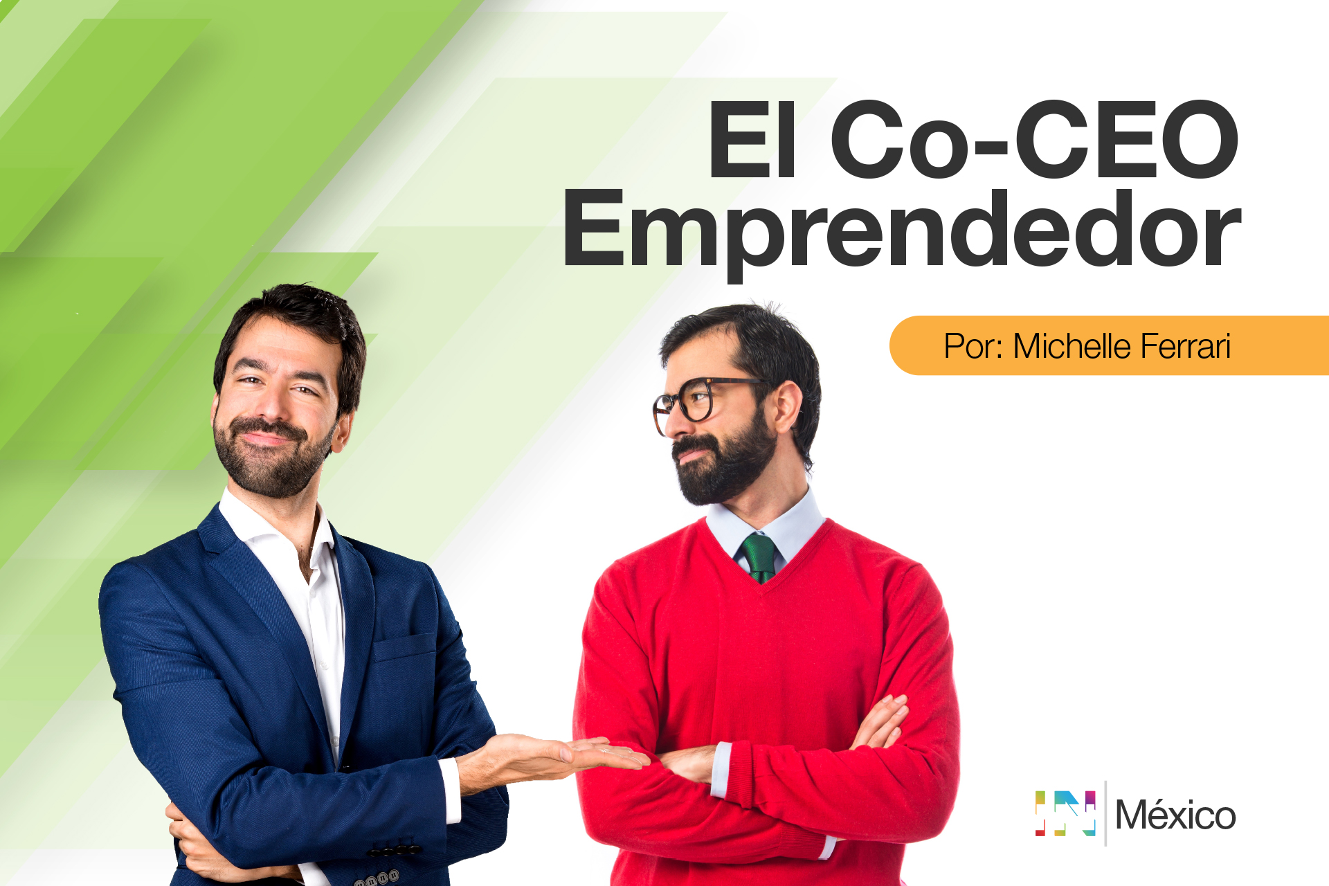 El Co-Ceo Emprendedor